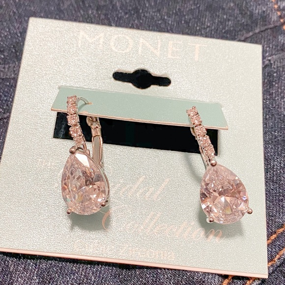 MONET Bridal Collection Earrings
